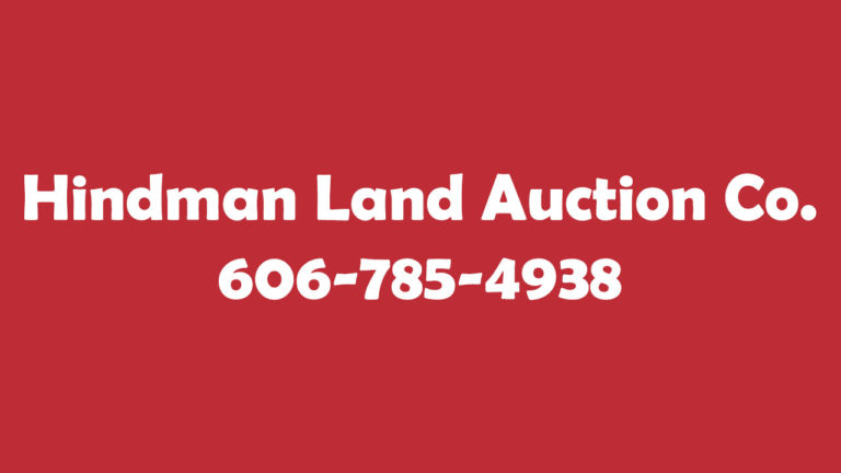 hindman land auction featured 768x432 - Hindman Land Auction Company