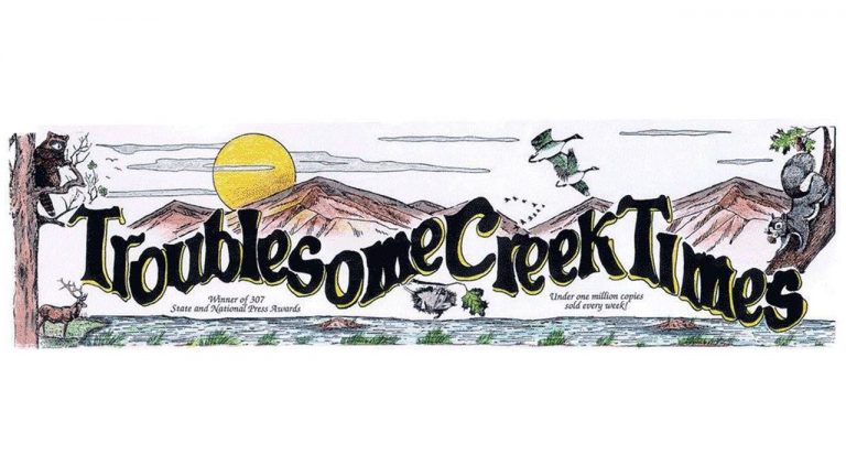 tct featured 768x432 - Troublesome Creek Times